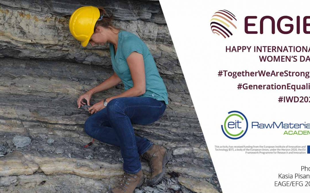 ENGIE is keen to learn from the experiences of women geoscientists and engineers​