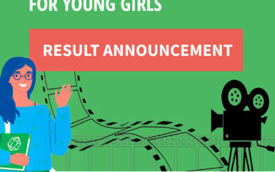 Result announcement for video contest
