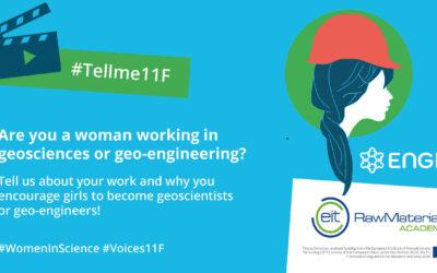 #Tellme11F video challenge